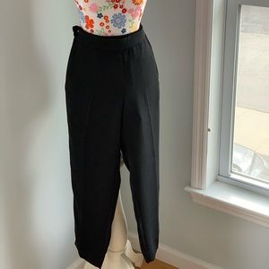 JCrew Black Dress Pants